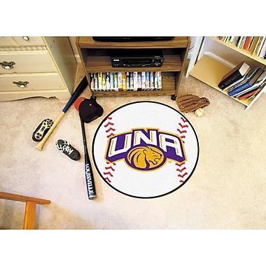 FANMATS NCAA University of North Alabama Baseball Mat