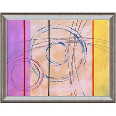 Tori Home Ringer No. 2 by Clive Watts Framed Painting Print