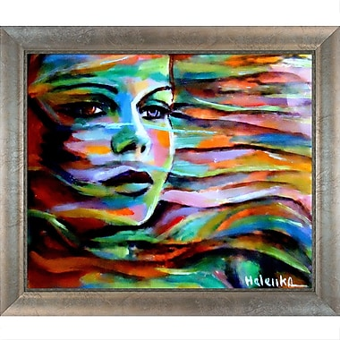 Tori Home Artisbe Sheltered By The Wind by Helena Wierzbicki Framed Painting Print