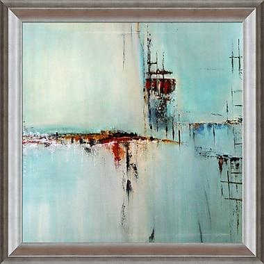 Tori Home Artisbe Off Shore by Elwira Pioro Framed Painting Print