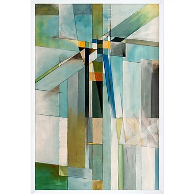 Tori Home Artisbe Icy Cross by Clive Watts Framed Painting Print