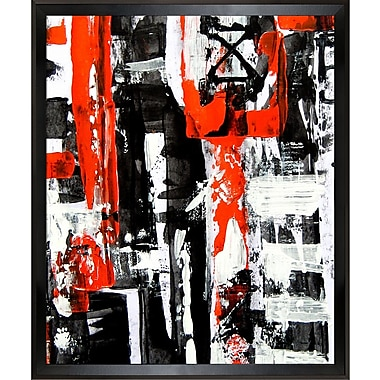 Tori Home Artisbe Untitled by Elwira Pioro Framed Painting Print