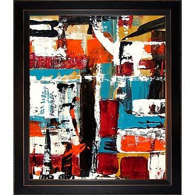Tori Home Artisbe Untitled by Elwira Pioro Framed Painting Print