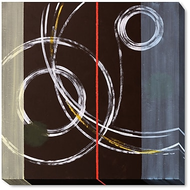 Tori Home Artisbe Ringer No. 1 by Clive Watts Painting Print on Canvas