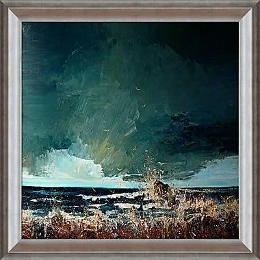 Tori Home Artisbe Sea II by Justyna Kopania Framed Painting Print