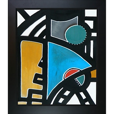 Tori Home Artisbe Untitled by Elwira Pioro Framed Panting Print