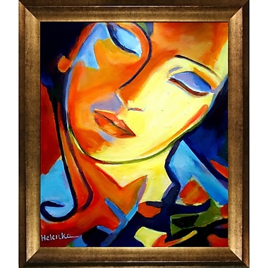 Tori Home Artisbe Eternity by Helena Wierzbicki Framed Painting Print