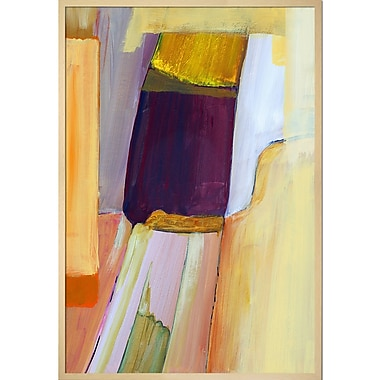 Tori Home Artisbe An Abstract Composition by Clive Watts Framed Painting Print