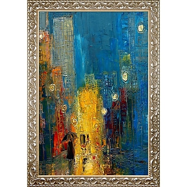 Tori Home Artisbe Street by Justyna Kopania Framed Painting Print
