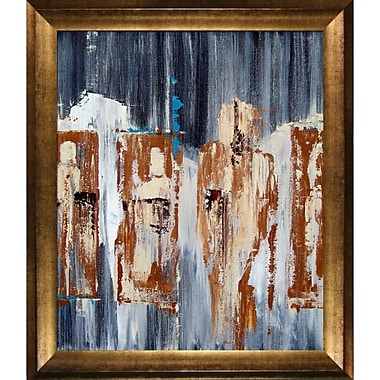 Tori Home Artisbe Take It in by Elwira Pioro Framed Painting Print
