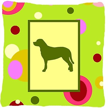 Caroline's Treasures Greater Swiss Mountain Dog Indoor/Outdoor Throw Pillow