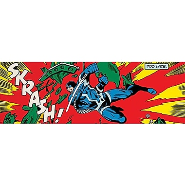 iCanvas Lockjow: Too Late, Comic Book Poster by Marvel Comics Graphic Art on Canvas