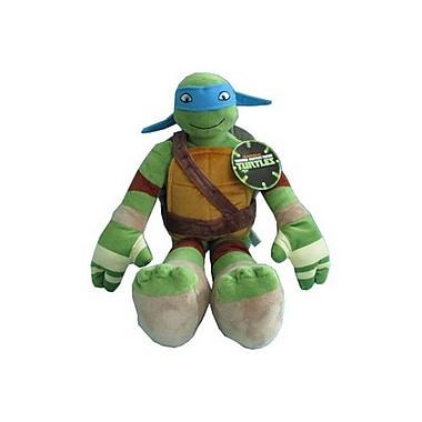 TMNT - Coussin au motif du personnage Leonardo