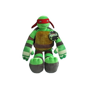 TMNT Raphael Character Pillow