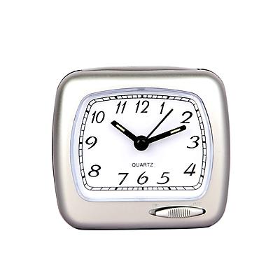 TEMPUS Quartz Alarm Clock with Snooze Function (TC608FD)