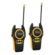 Batman 12383 Dark Knight Rises Walkie Talkies, Black/Yellow (93591841M)