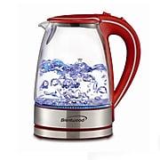 Brentwood KT-1900R 1.7L Tea Kettle, Red (93591210M)