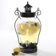 Gibson Home Drink Dispenser, Glass, 1.32 gallon (98105.03R)