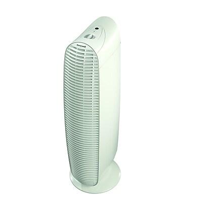 Honeywell HEPA Clean Tower Air Purifier, White (HHT085HD) 1949860