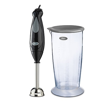 Oster Immersion 2-Speed Blender with Blade and Bonus Measuring Cup (FPSTHB2615B)