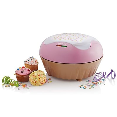 Sunbeam Cupcake Maker, Pink (93576374M)