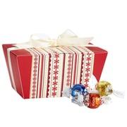 Lindor Holiday Ballotin Box, 10.6 oz (8294-M)