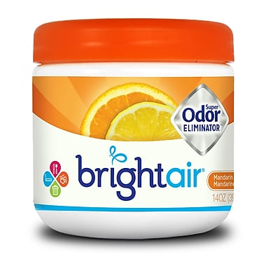 Bright Air® Super Odor Eliminator, Mandarin Orange & Fresh Lemon Scent