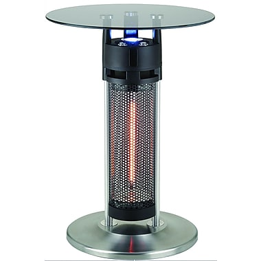 ENER-G+ HEA-14756LED Heated Infrared Bistro Table