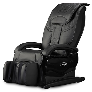 iComfort IC1115 Therapeutic Massage Chair, Black