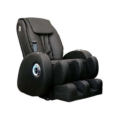 iComfort IC1116 Therapeutic Massage Chair with Built-In MP3, Black