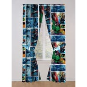 Avengers Assemble Window Panel
