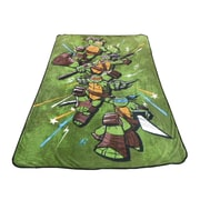 TMNT Mean Green Fleece Blanket