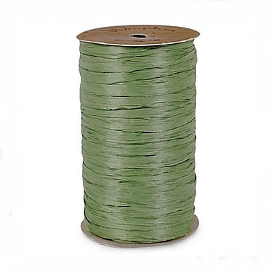 B2B Wraps Wraphia Matte, 18mm x 100 Yards, Moss, 6/Pack