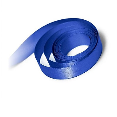 B2B Wraps Double Face Satin Ribbon, 5/8