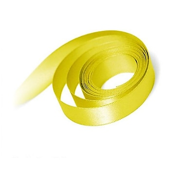 B2B Wraps Double Face Satin Ribbon, 2-1/2
