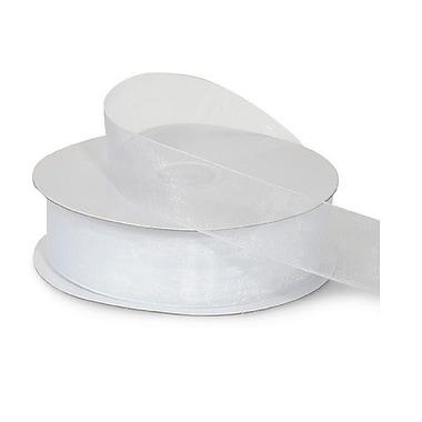 B2B Wraps Organza Sheer Ribbon, 1-1/2