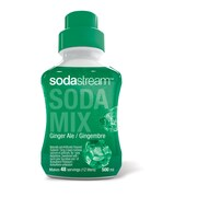 SodaStream® Ginger Ale Flavoured Syrup, 500mL