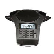 Vtech - Téléphone à conférence VCS702 ErisStation avec deux microphones sans fil