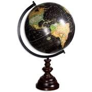 Home Essentials and Beyond Greenwich Globe; Black
