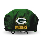 Rico Industries NFL Deluxe Grill Cover - Fits up to 68''; Green Bay Packers