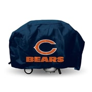 Rico Industries NFL Deluxe Grill Cover - Fits up to 68''; Chicago Bears