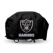 Rico Industries NFL Deluxe Grill Cover - Fits up to 68''; Oakland Raiders