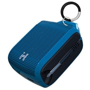 iHome iM54LBC Portable Rechargeable Mini Speaker, Blue/Black