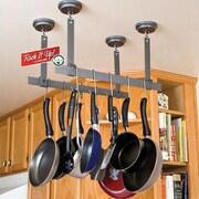 Enclume RACK IT UP! Ceiling Bar Hanging Pot Rack