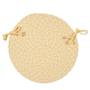Colonial Mills Carousel Chair Pad; Sun Squeeze