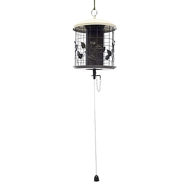 Effortless Products LLC Mixed Seed Cage Tube Bird Feeder