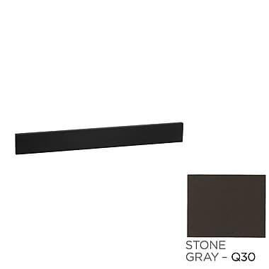 Ronbow TechStone? 37'' x 3'' Backsplash in Stone Gray