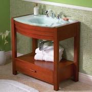 DecoLav Ancahra 34'' Single Bathroom Vanity Set
