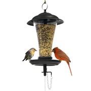 Effortless Products LLC Mixed Seed Glass Tube Bird Feeder