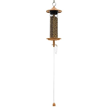 Effortless Products LLC Nut Tube Bird Feeder; Copper